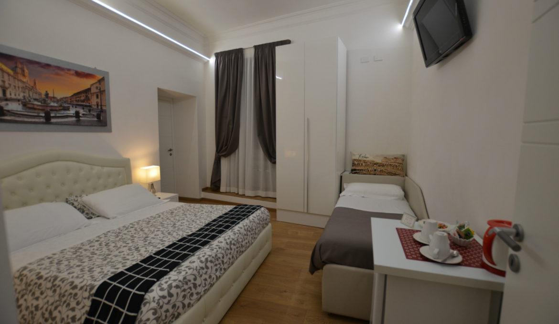 трехместных комната
