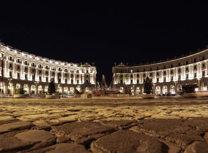 piazza repubblica - Copia